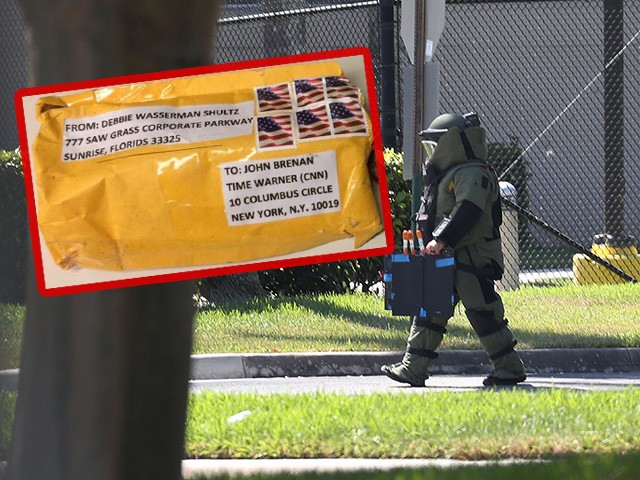 Live Updates: Democratic Leaders Receive Mail Bombs