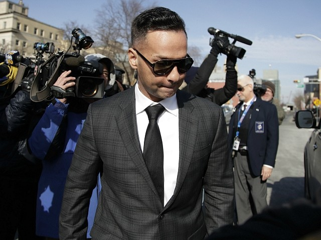 'Jersey Shore' Star The Situation Gets 8 Months in Prison for Tax Fraud