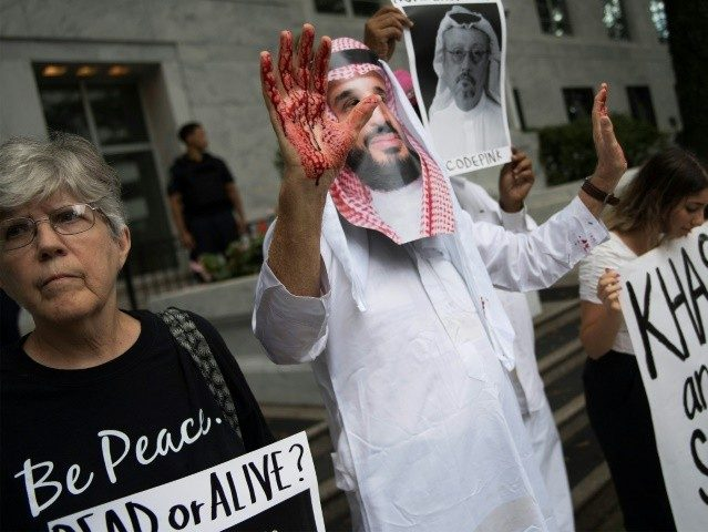 Congress Threatens Sanctions Against Saudi Arabia over Journalist Disappearance