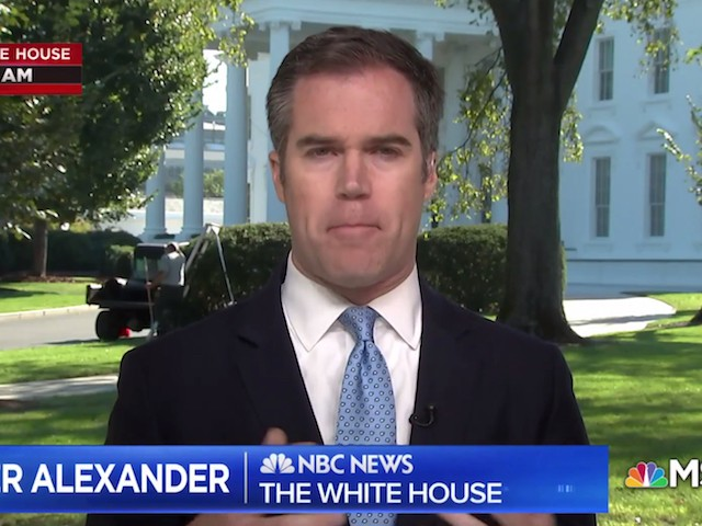 NBC's Peter Alexander: Trump Nationalism Not Just Racist but Xenophobic