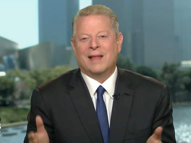 Al Gore: Trump's Approach to Climate Change Is 'Literally Insane'