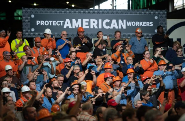 Trump Tariffs Win Higher Wages for Michigan, Minnesota Steelworkers
