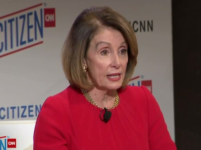 Pelosi: 'People Ask Me All the Time Why Haven't You Run for President'