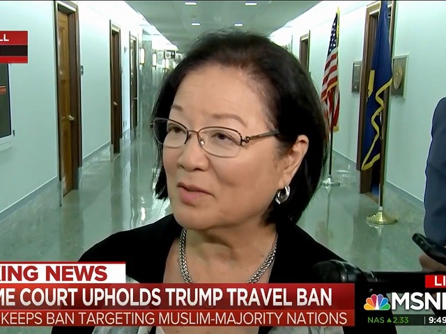 Hirono Refuses to Rule Out Impeaching Kavanaugh