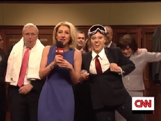 SNL Commemorates Kavanaugh Confirmation with Senate GOP Post-Vote 'Locker Room Scene' Cold Open