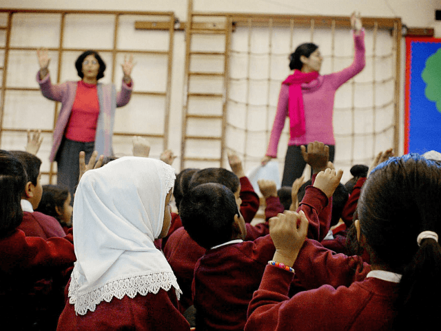 Sharia Law Scholar Defends M&S School Headscarves, Some Nine-Year-Olds 'Mature'