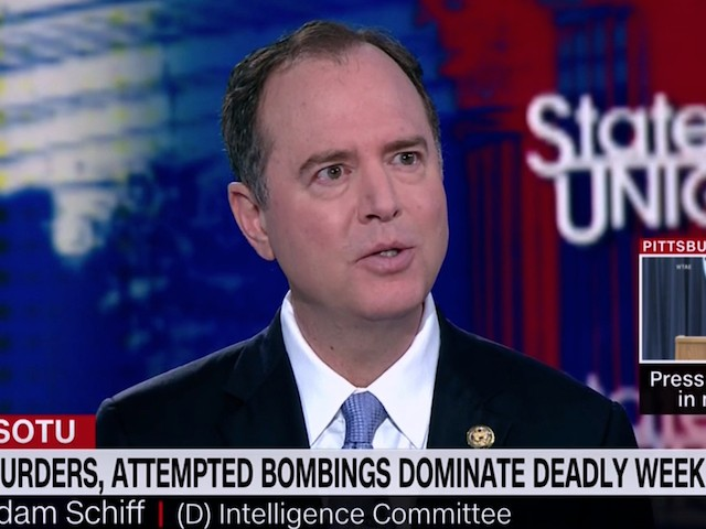 Schiff on Pittsburgh Shooting: Trump Set a Tone of 'Hatred,' 'Incitement of Violence'
