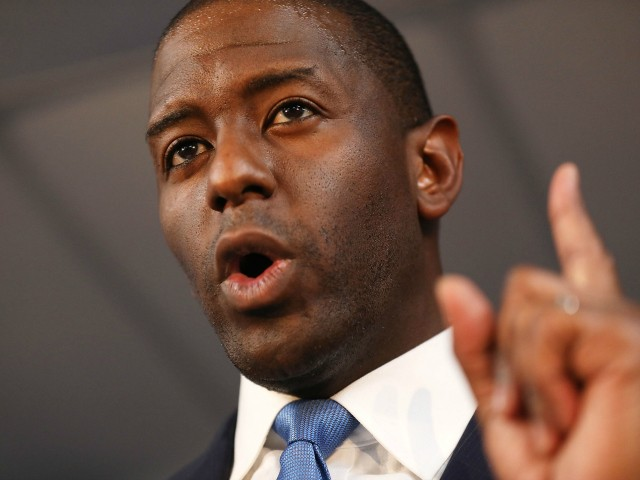 EXCLUSIVE - Broward Sheriff Deputies' Union Chief: Andrew Gillum Willing to Defend Anti-Police Radicals