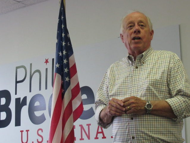 Tennessee Democrat Phil Bredesen: D-Rating from NRA, Wants More Gun Control