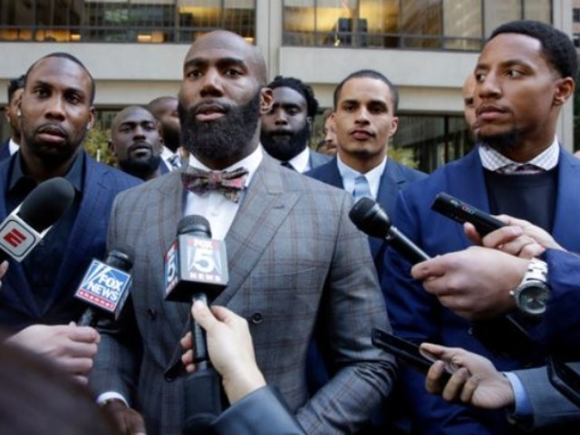 NFL Players Coalition Hopes to Hit Trump at the Ballot Box