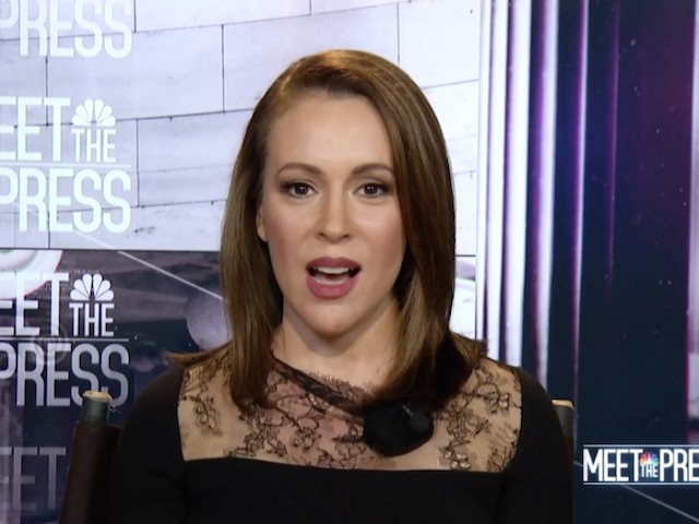 Alyssa Milano: We Lost on Kavanaugh, But We Are 'Winning the Cultural Battle'