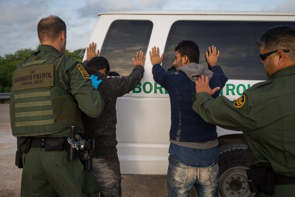 Border Patrol Arrests Illegal Immigrant with Child Porn