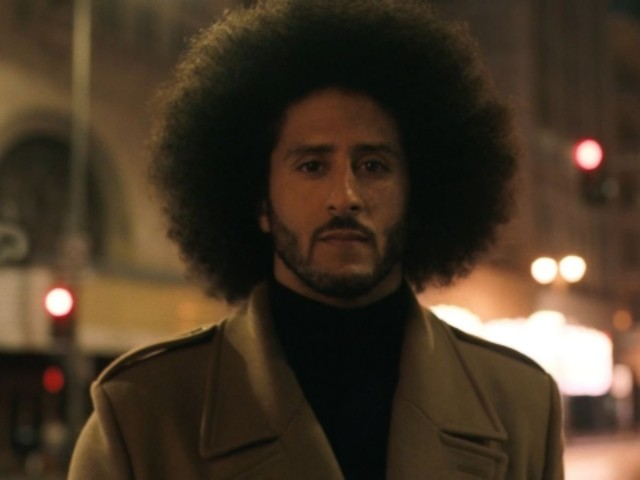 Colin Kaepernick Files Trademark for Image of His Face and Hair