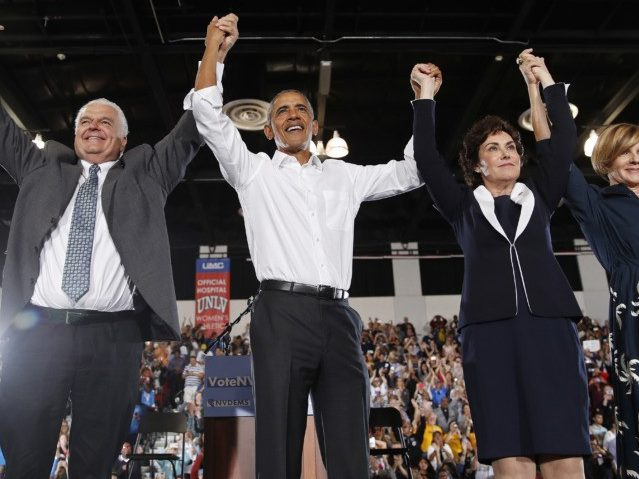 Gun Control Groups Rally as Barack Obama-Endorsed Jacky Rosen Targets Gun Rights
