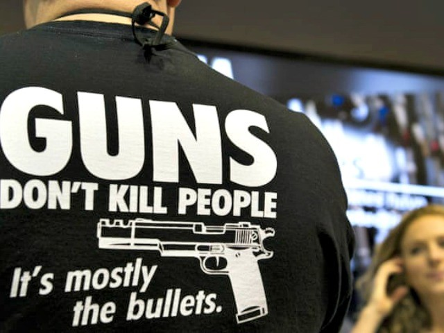 Poll: Gun Control Support Down 17 Percent Over Past 28 Years