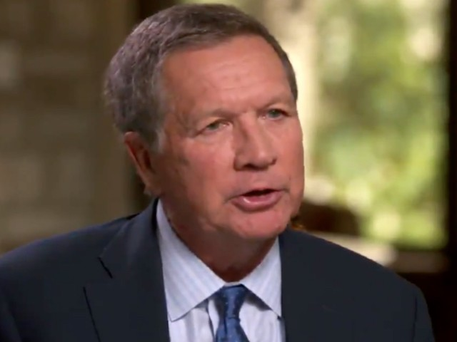 Kasich: 'The Lord Doesn't Want' Americans Opposing the Migrant Caravan