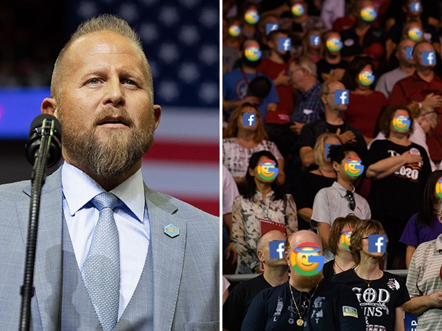 Trump Campaign Manager Brad Parscale Accuses Social Media Companies of Conservative Censorship