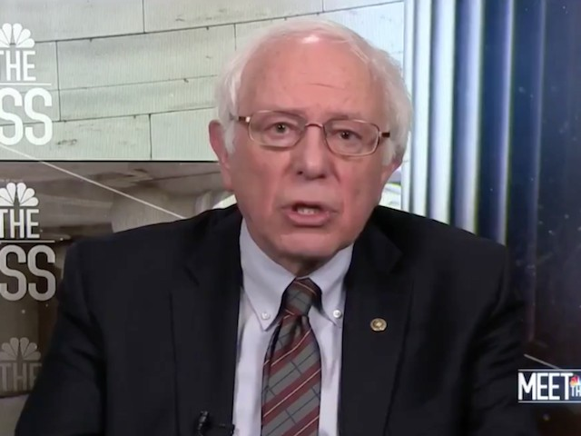 Bernie Sanders: McConnell Rushing Kavanaugh Vote 'Totally Crazy' — 'Should Not Be Limited to a Week'