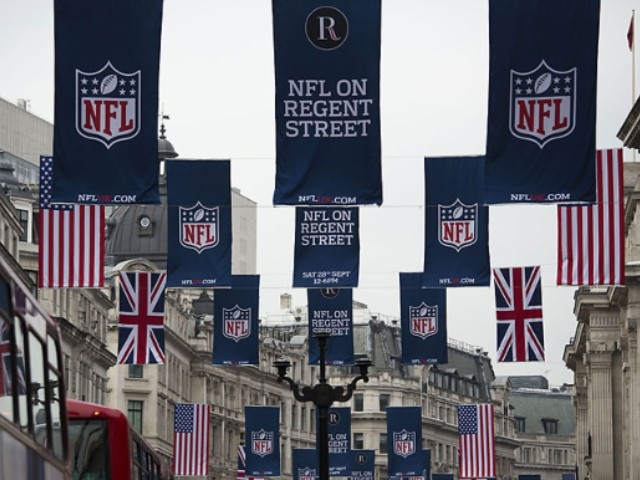 NFL to Play Four Games in London in 2019