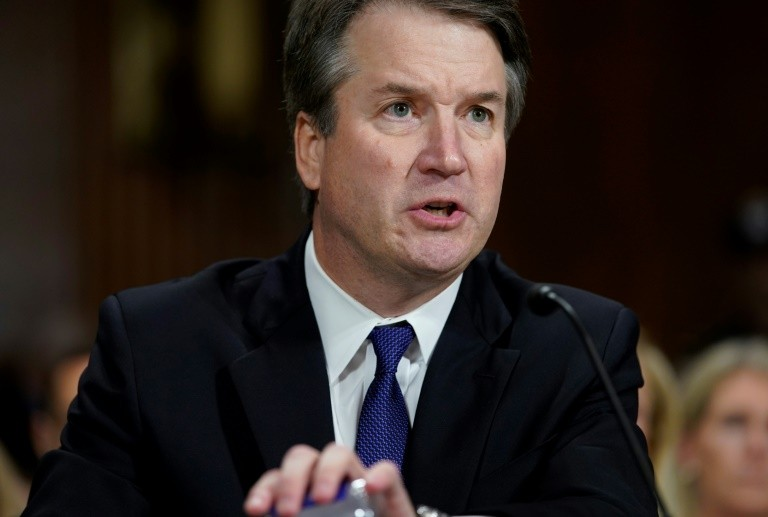 'Kill Kavanaugh' Tops Twitter Search and Hashtag Suggestions