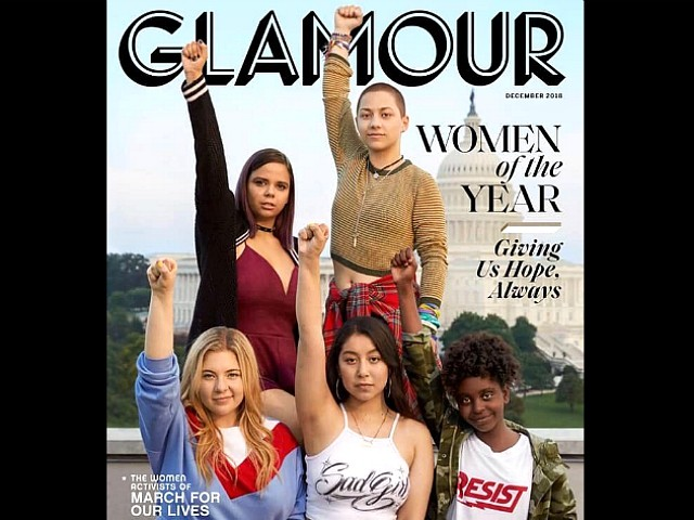 'Glamour' Magazine Declares Gun Control Activists 'Women of the Year' Ahead of Midterms