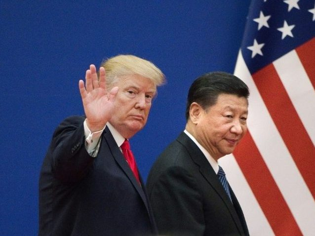 Trump Says China Economy Not Well, Taken Too Much Money from U.S. and Not Ready to Negotiate
