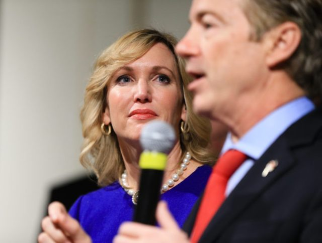 Watch – Rand Paul's Wife: I Sleep with a Loaded Gun Thanks to Leftists' Threats - News