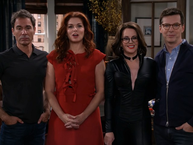 'Will & Grace' Cast Cut Get Out the Vote Video