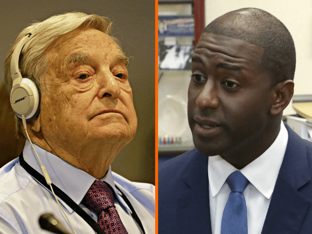 EXCLUSIVE – Ron DeSantis: Andrew Gillum Will Turn Florida into 'A Petri Dish' for George Soros