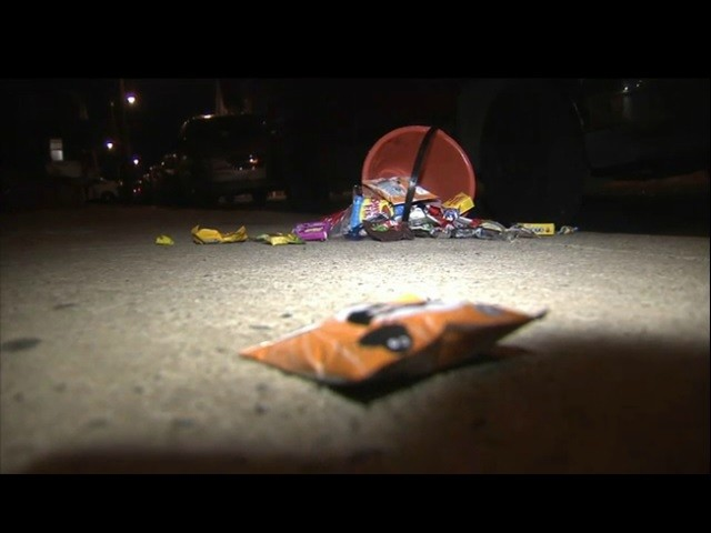 Parents Hospitalized After Eating Meth-Tainted Halloween Candy