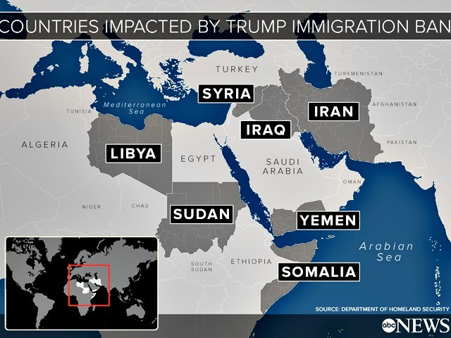 More than 4-in-9 Voters Support Travel Ban for Muslim-Majority Countries
