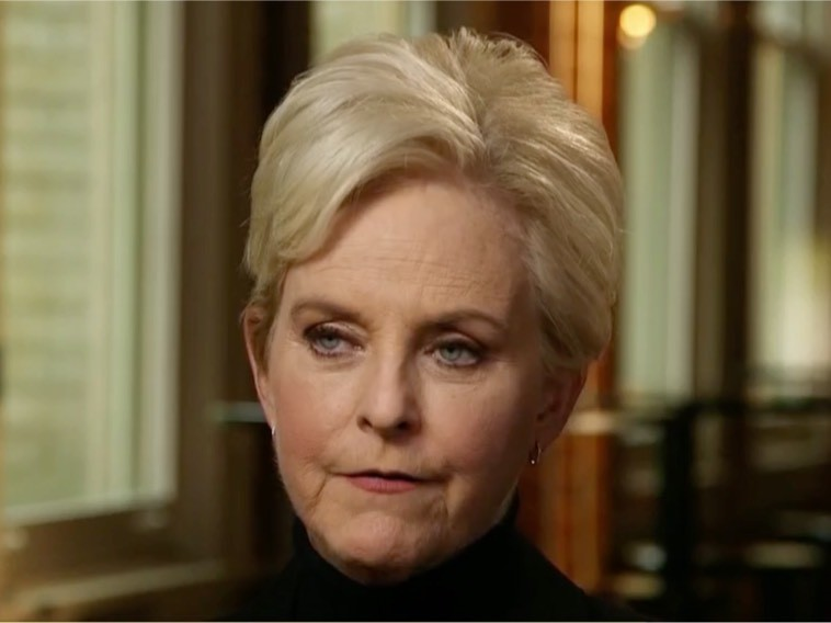 Cindy McCain: John's Funeral Not Meant to Be a 'Rebuke' of Trump --- 'Had Nothing to Do with the President'