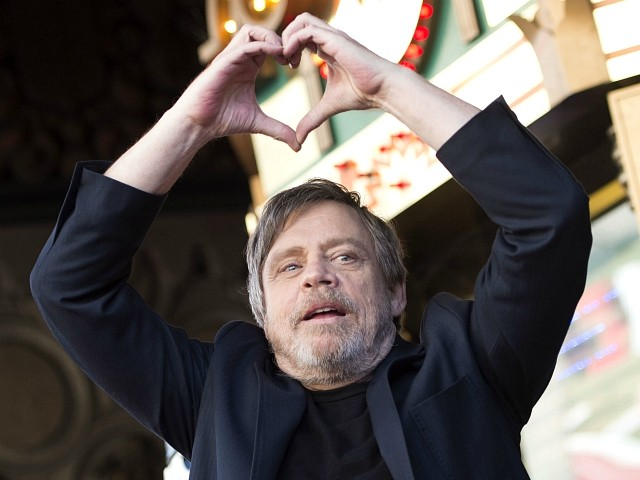 Mark Hamill: Time to 'Let Women Take Charge Completely' of Government