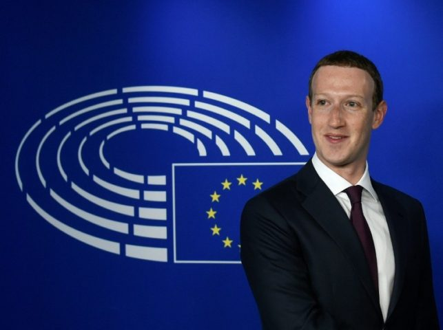 Report: France to 'Embed Regulators' into Facebook to Examine 'Hate Speech'