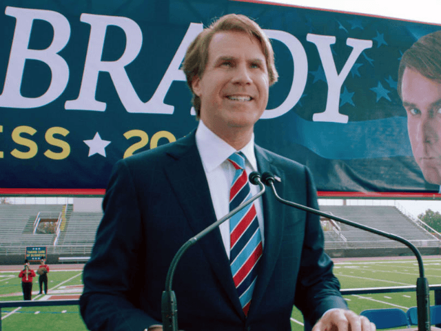 Carpetbagging: Will Ferrell Joins Doug Jones in Alabama Urging Democrats to Vote