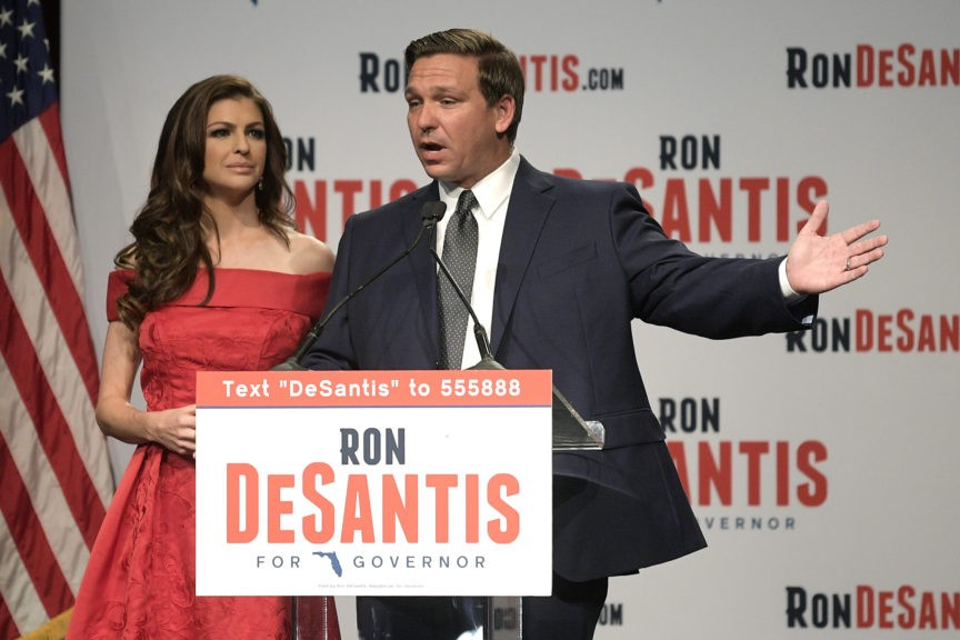 Florida GOP Gubernatorial Candidate Ron DeSantis: I'm Running Against A Guy Who Wants a 40% Tax Increase