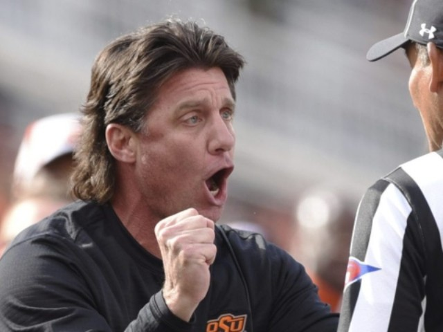 OSU Football Coach Mike Gundy Slams 'Liberalism' and 'Snowflake' Student Transfers