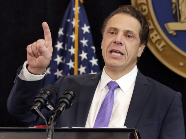 'Costs Us Nothing': New York Gov. Cuomo Downplays $1.5 Billion Payout to Amazon