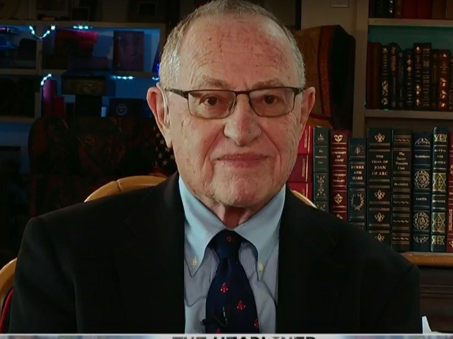Dershowitz: Children Born to People in U.S. Illegally and then Live in U.S. Have Birthright Citizenship