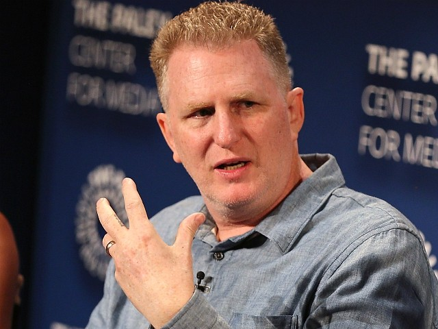 Michael Rapaport: Celebrities Should Tell Voters 'GET OUT THERE AND VOTE OR SHUT YOUR F*CKING TRAPS'