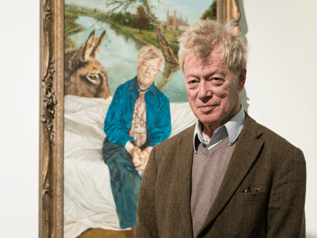 Offense Archaeology: Leftist Outrage Mob Smears 'Islamophobe' Conservative Roger Scruton