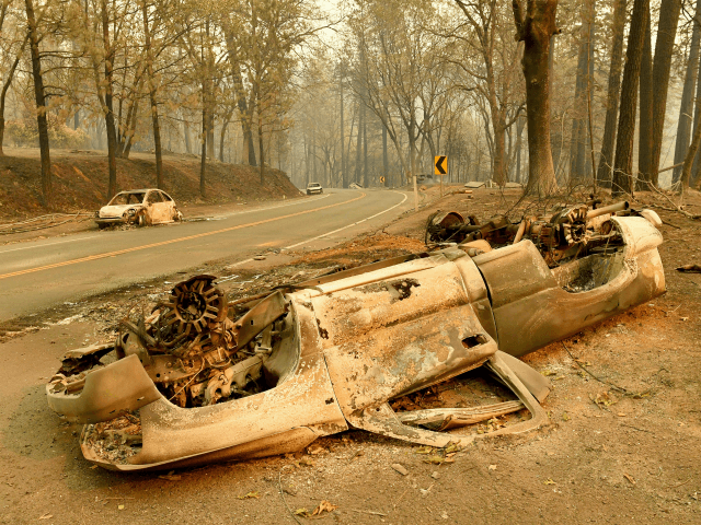 Northern California Wildfire Deadliest in State History After Death Toll Hits 42