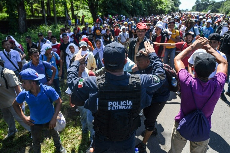 Plurality of Florida, Indiana, Arizona Voters: Migrant Caravan a Threat to the Nation