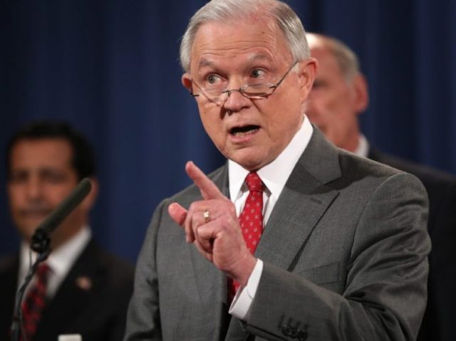 Six Reasons Why AG Jeff Sessions is Trump's Hammer in the Fight Against Illegal Migration