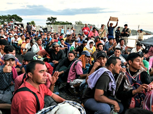 Establishment Media Admit Caravan Migrants Looking for Jobs, Not Asylum