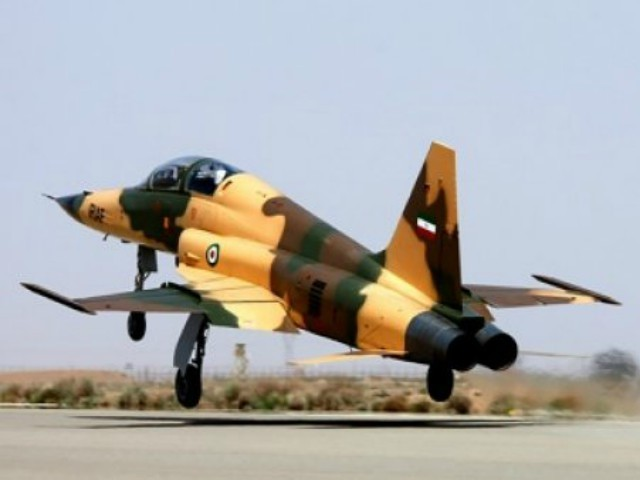 Iran Flaunts Fighter Jet Production Ahead of 'Great Satan' U.S. Sanctions