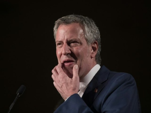 Mayor Bill de Blasio Forgets to Honor NYC Terror Attack Victims at Memorial