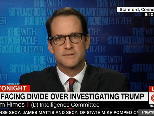 Dem Rep Himes: 'We're Heading Into a Messy Early January' with Pelosi Fight