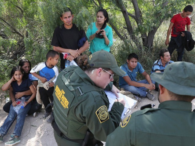 Four Sexual Predators Apprehended with Migrant Groups in South Texas