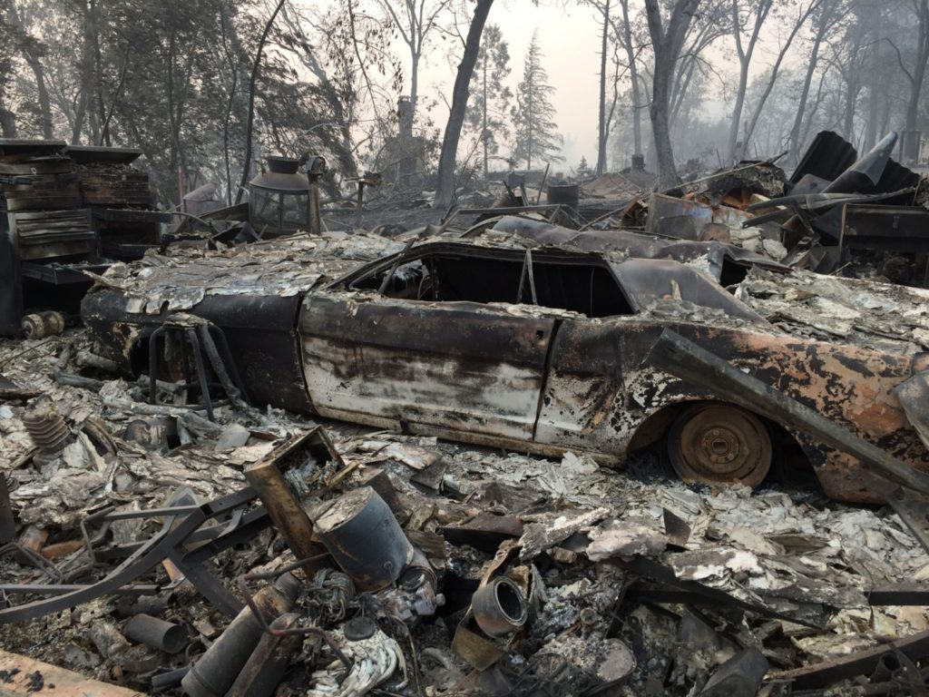 California Fire: Number of Missing Soars Past 1,000 as Death Toll Hits 71